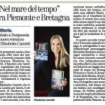 K2_La Stampa Vercelli_14 novembre 2014_rassegna stampa