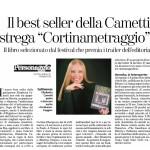 K-29_LaStampa Vercelli_8 marzo 2016_Cortinametraggio_rassegna stampa_ritaglio