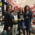 K_29_Caino_Presentazioni_Ferrara_11 novembre 2017_Elisabetta e team Giunti al punto